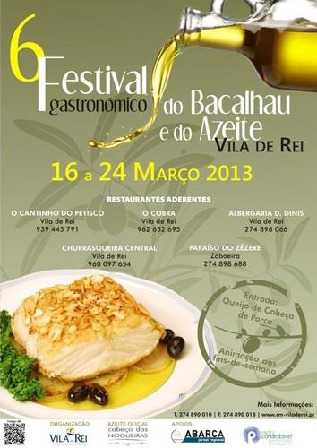 Festival Gastronómico do Bacalhau e do Azeite de Vila de Rei