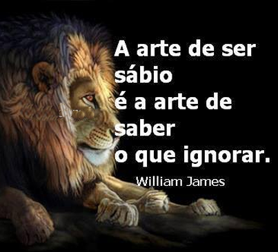 William James No Facebook A Arte De Ser Sábio é A Arte De