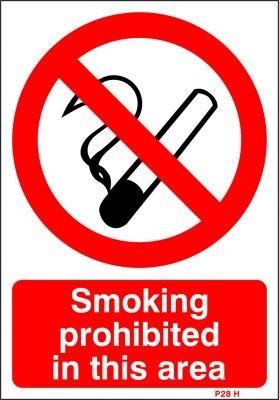 Por favor, não fume...