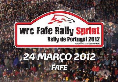 Fafe recebe novamente as estrelas do WRC...
