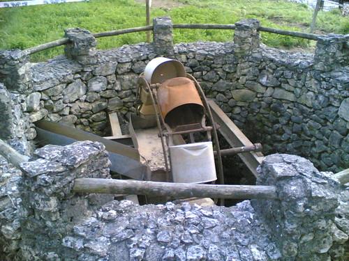 Paul de Arzila: Poço
