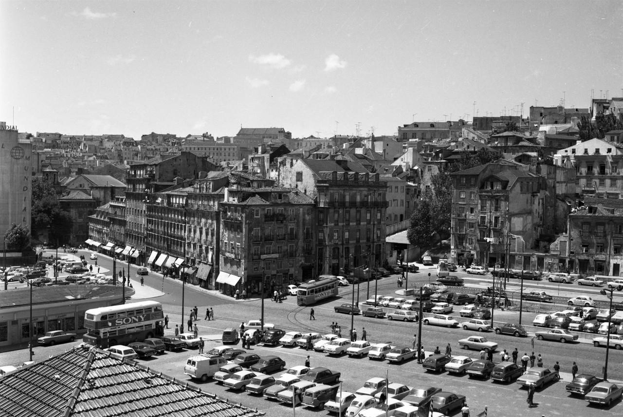 Martim Moniz, Lisboa (F.L. Pinto, 1970)