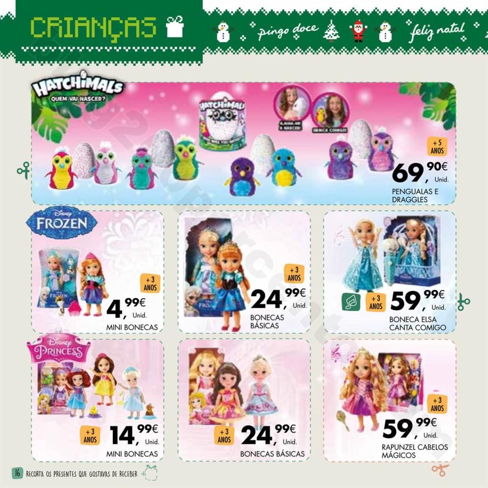 Antevisão Folheto PINGO DOCE Brinquedos Natal at