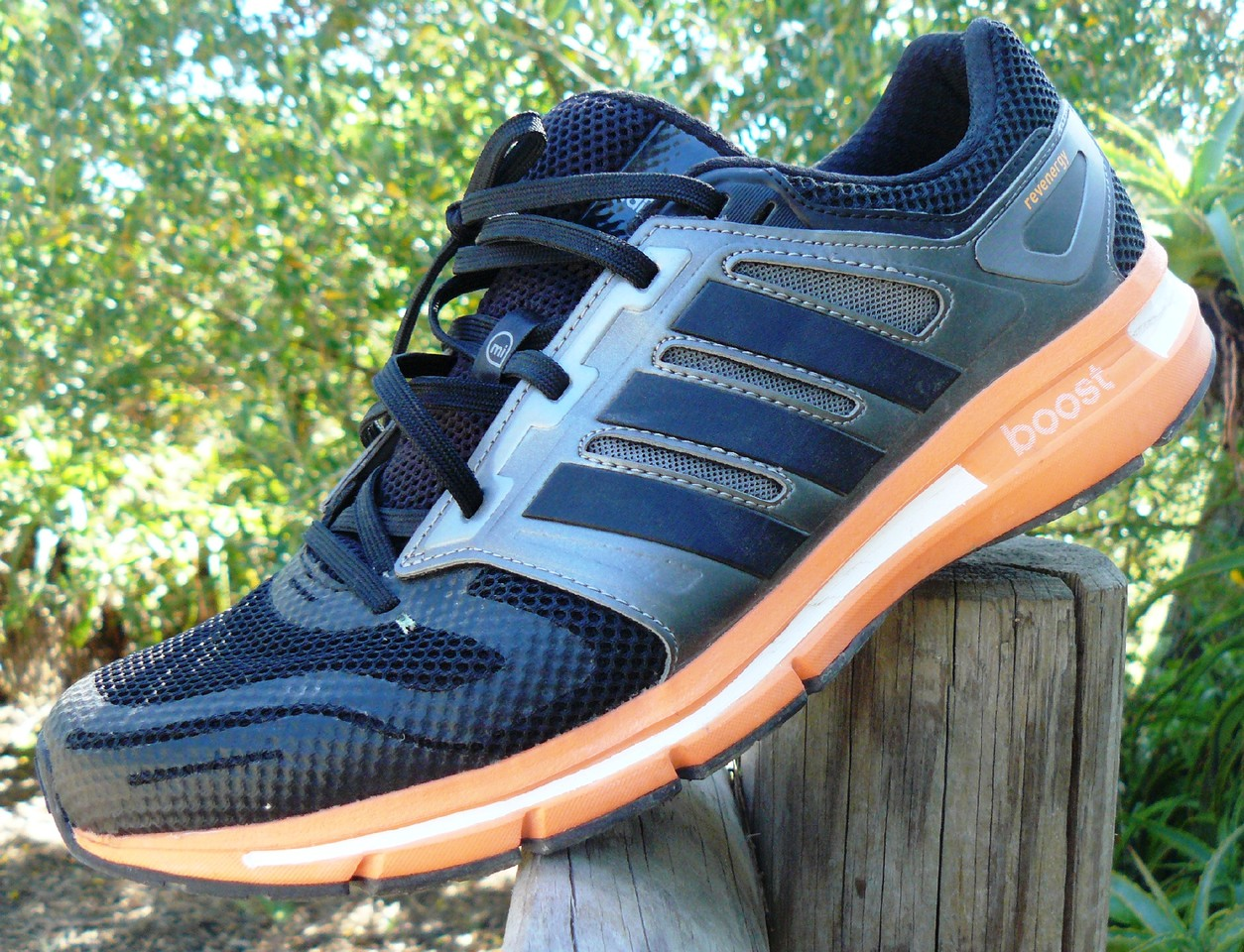Adidas Boost Revenergy Mesh Review