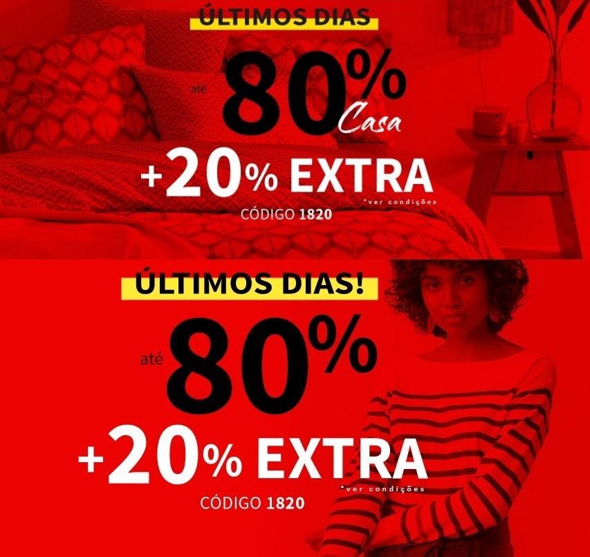 80% + 20% LA REDOUTE Descontos.jpg