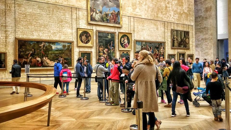 Ala Denon, Louvre © João M. Pereirinha