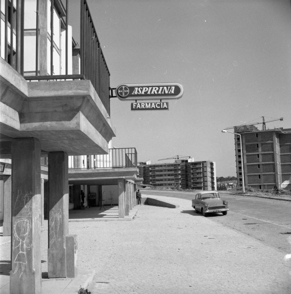 Olivais Sul, Rua B-3, Lisboa (J. Goulart, 1966)