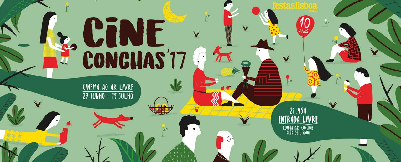 CineConchas | 10ª edição