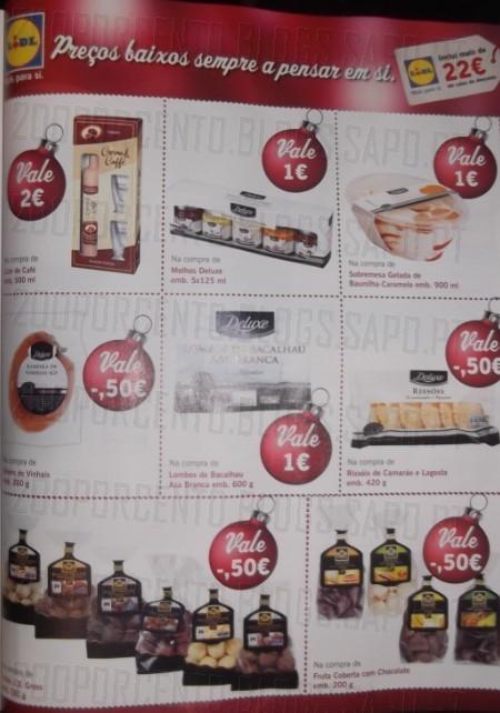 Vales de desconto | LIDL | Revista Dica, são 22€ em descontos