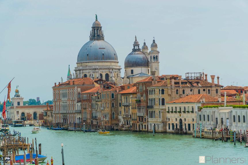The 2 Planners - Venice, Italy - Veneza