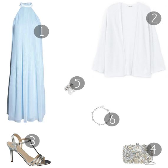 O que vestir em casamentos e batizados