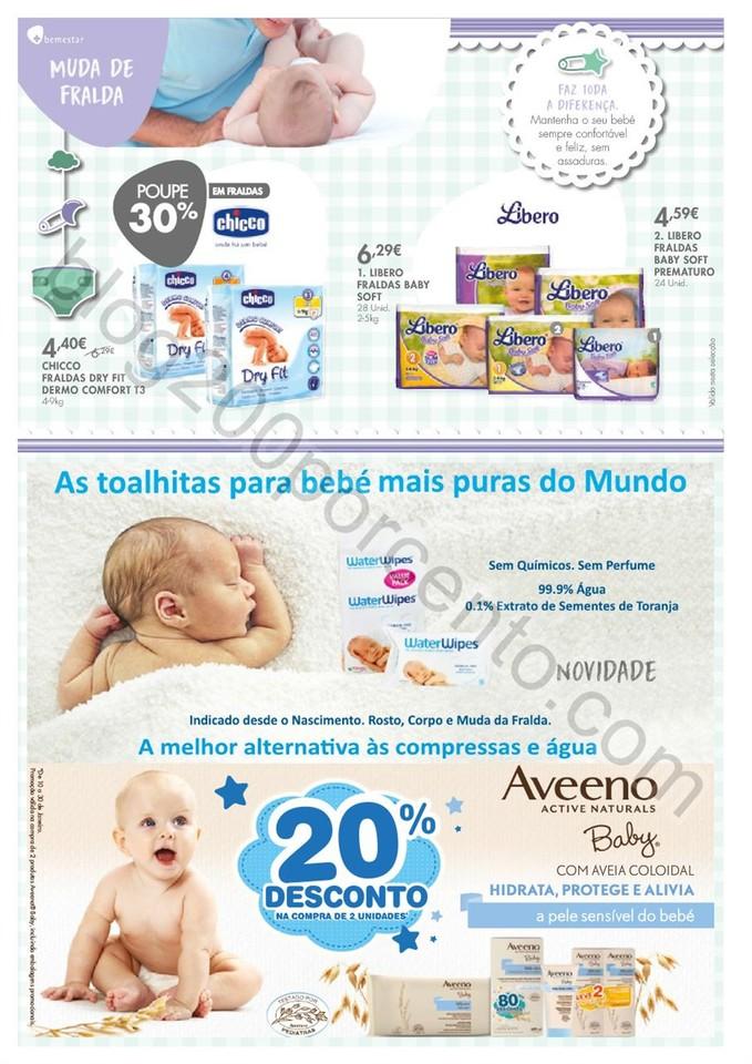 Antevisão Folheto PINGO DOCE - BEM ESTAR Bebé de