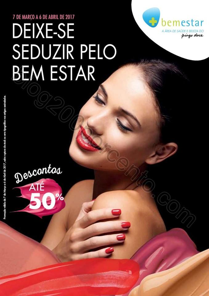 Novo Folheto PINGO DOCE - BEM ESTAR Promoções at