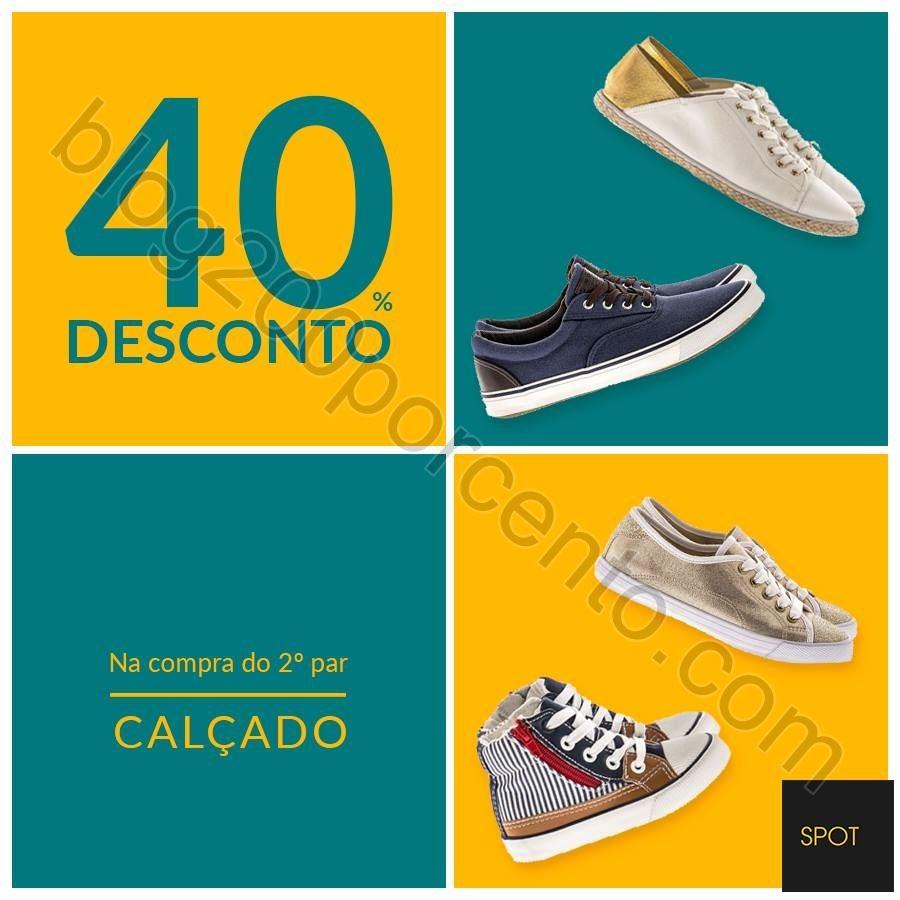 40% de desconto SPOT - PINGO DOCE Promoções até
