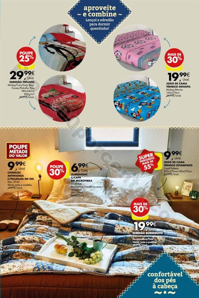 Antevisão Folheto PINGO DOCE Bazar de 18 janeiro