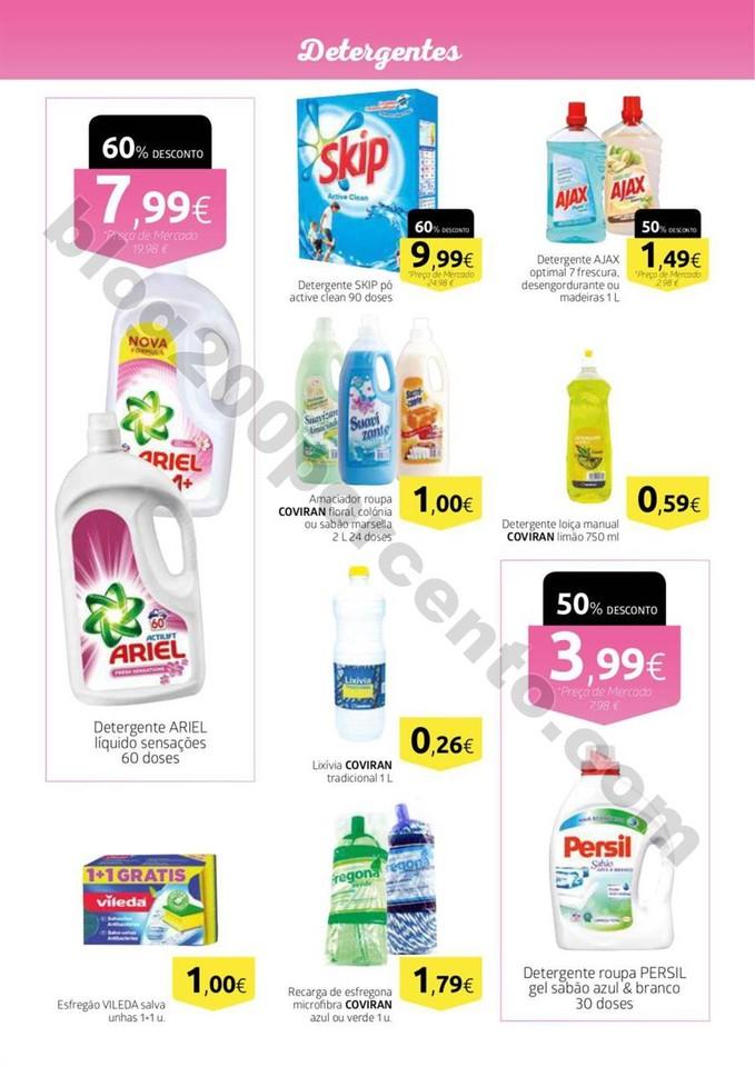 01 Antevisão Folheto COVIRAN Promoções de 12 a