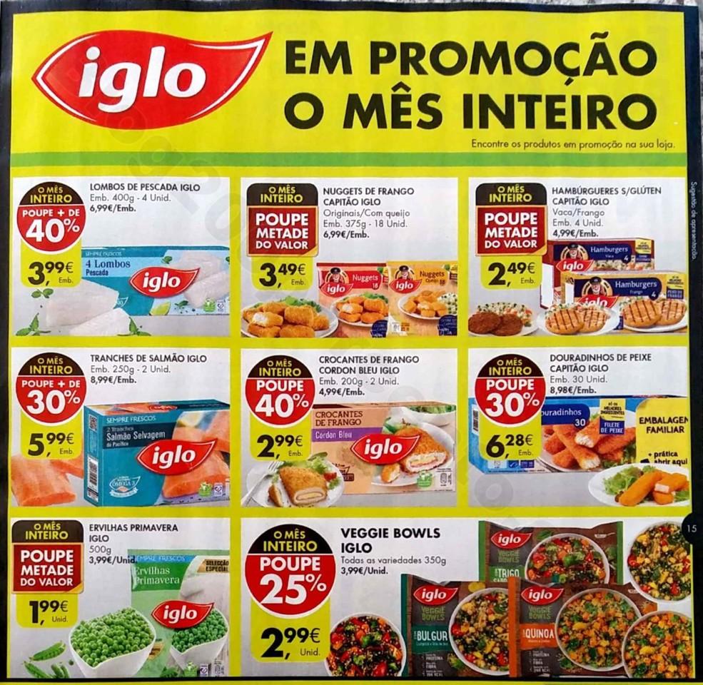 Antevisão folheto Extra Mês Inteiro Pingo Doce 1a30 abr