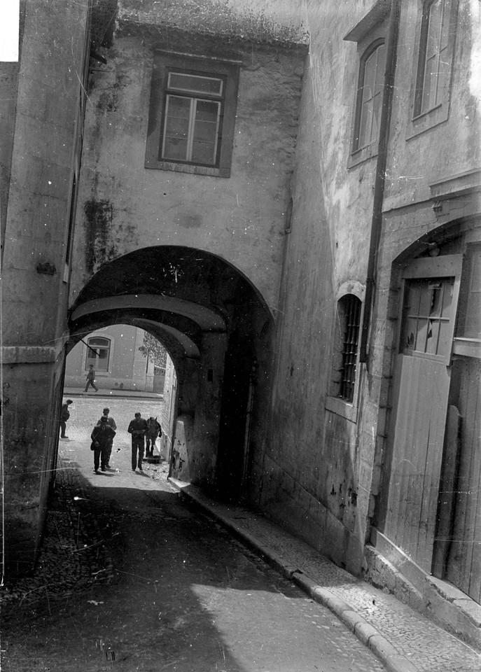 Arco de Jesus, lado interior, sd, foto de José Ar