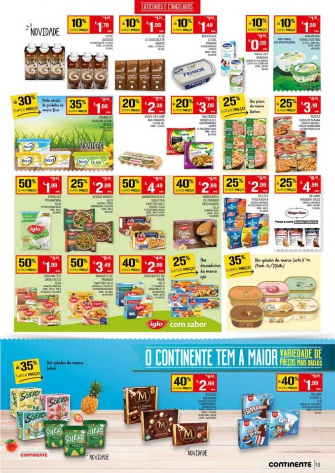 Folheto promoçoes continente de 15 a 21 de outubr