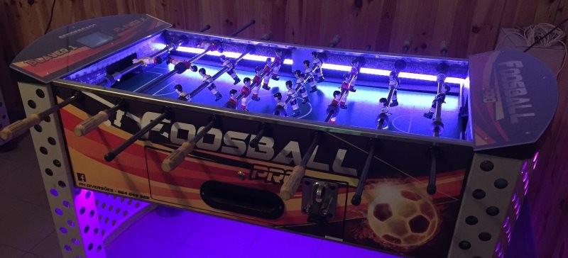 Foosball Pro Project