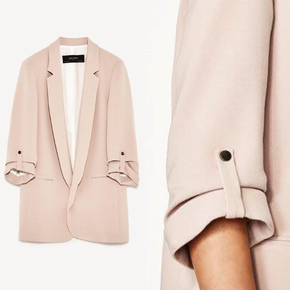 WEEKEND PLEASURE | blazer comprido