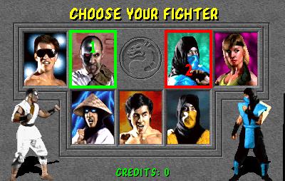 Imagem de Mortal Kombat