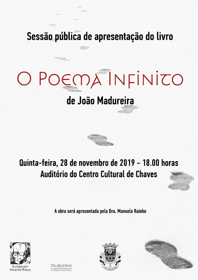 Cartaz - O Poema Infinito - Chaves 28112019 1800.j