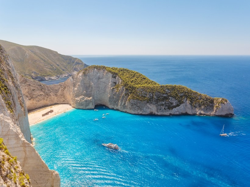 beaches-europe-navagio-greece-GettyImages-62697744