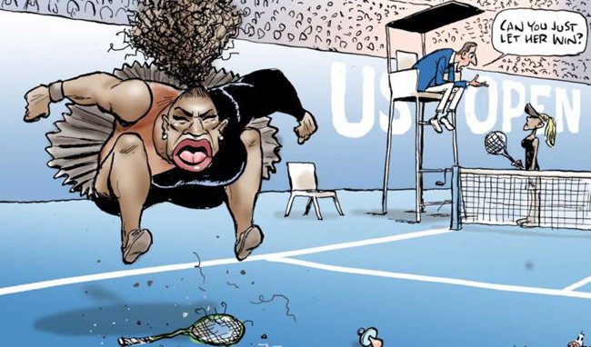 Serena Williams by Mark Knight 650px.jpg