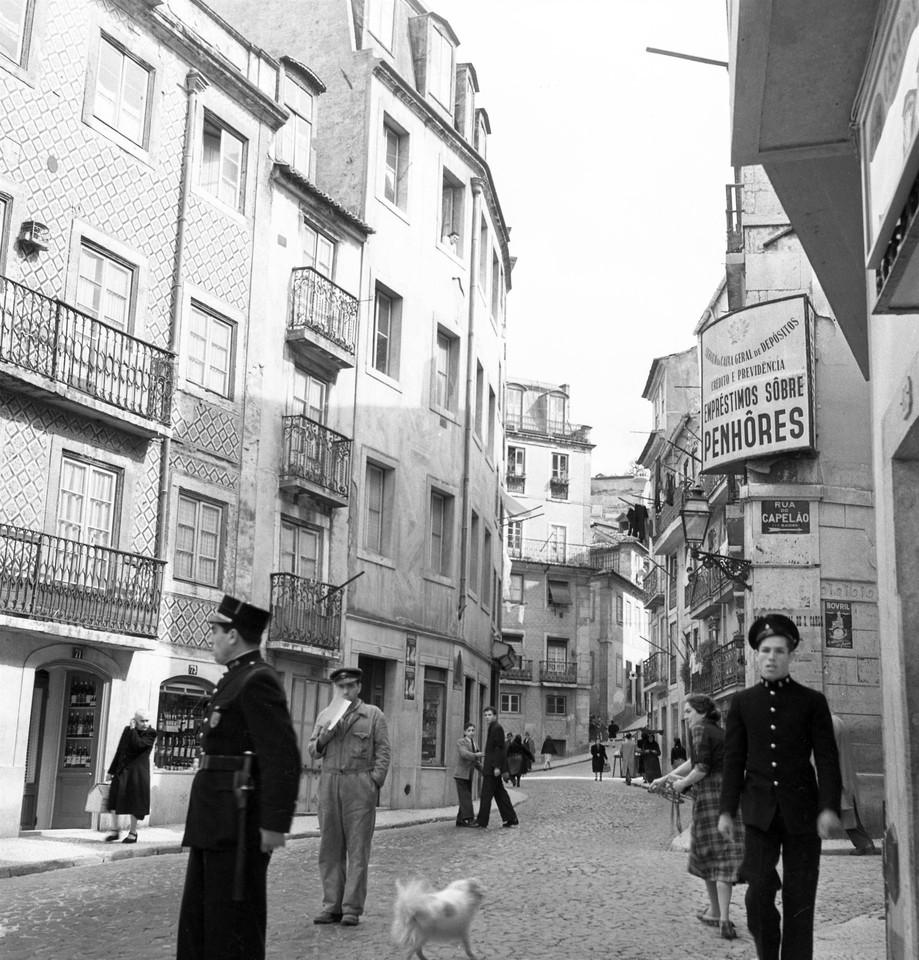 Empréstimos sobre penhores, Rua da Mouraria, sd,