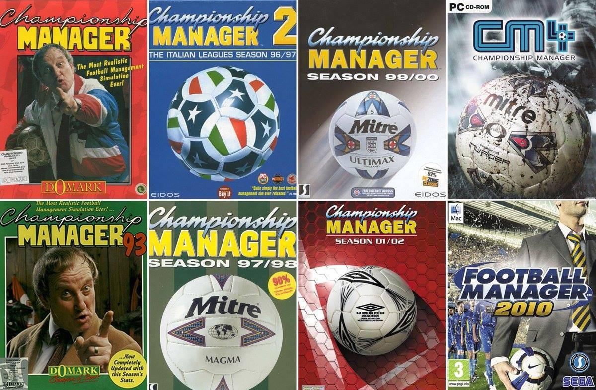 Championship Manager com Dosbox   nostalgia para todo o lado