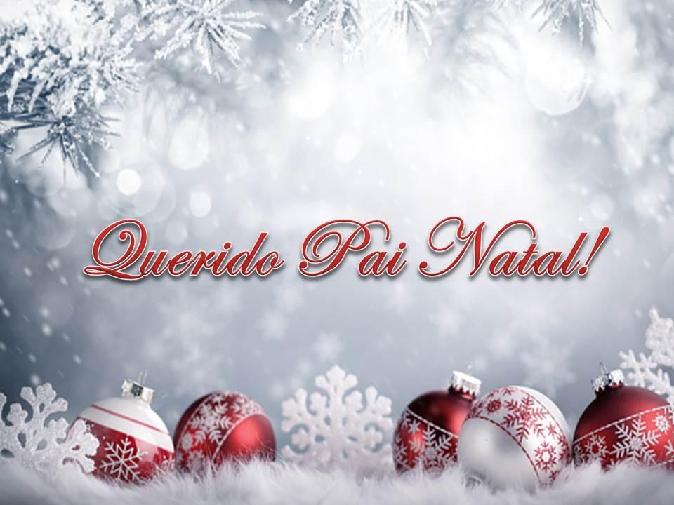 Querido Pai Natal