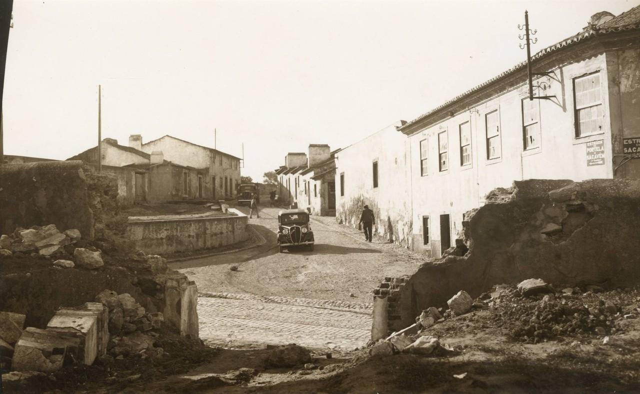 Estrada da Portela de Sacavém, sd, foto do espól