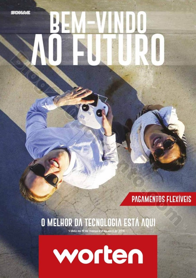 Antevisão Folheto WORTEN Tecnologia promoções d