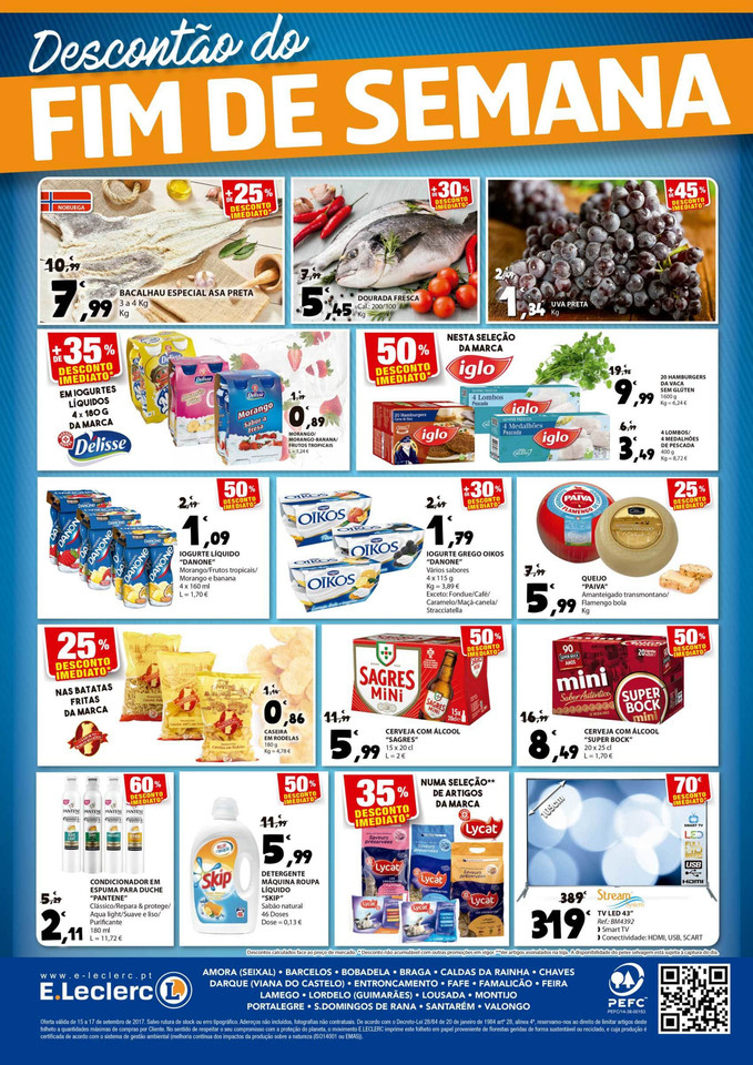 Eleclerc-Promoções-Folheto-Fim de Semana-15 a 17