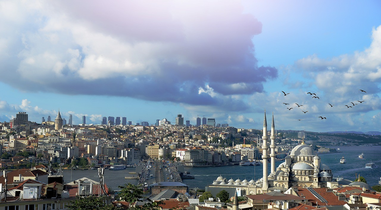 Istambul@pixabay