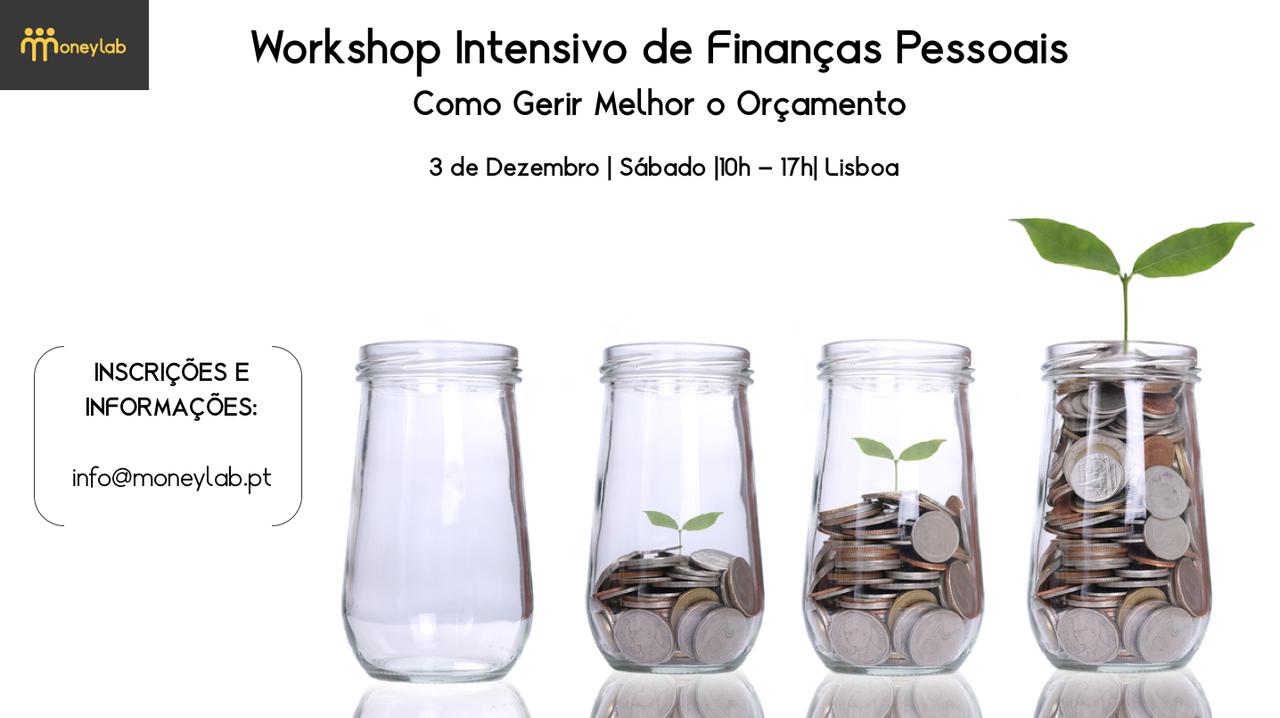 Workshop Intensivo de Finanças Pessoais - Como G