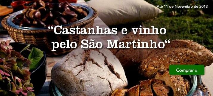 Campanha | CONTINENTE | Castanhas e Vinho até 11 novembro