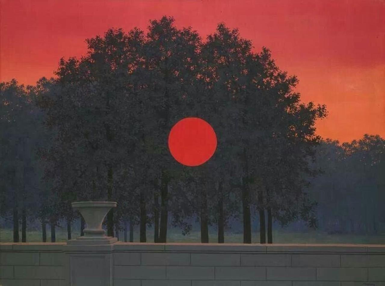 René Magritte -1958