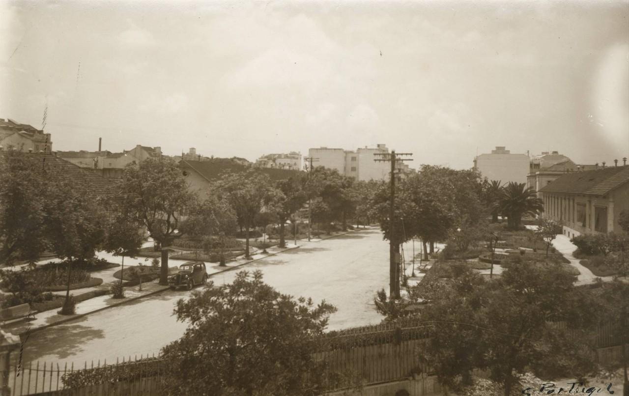 Pavilhões do Hospital Militar Principal, situados