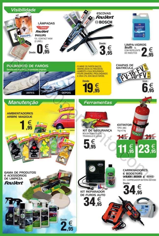 Antevisão Folheto FEU VERT Promoções de 29 maio