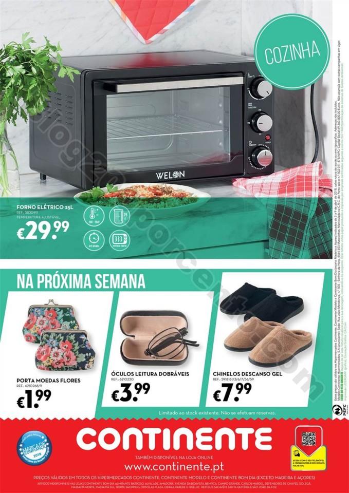 Antevisão Folheto BAZARÃO Promoções de 3 a 9 a