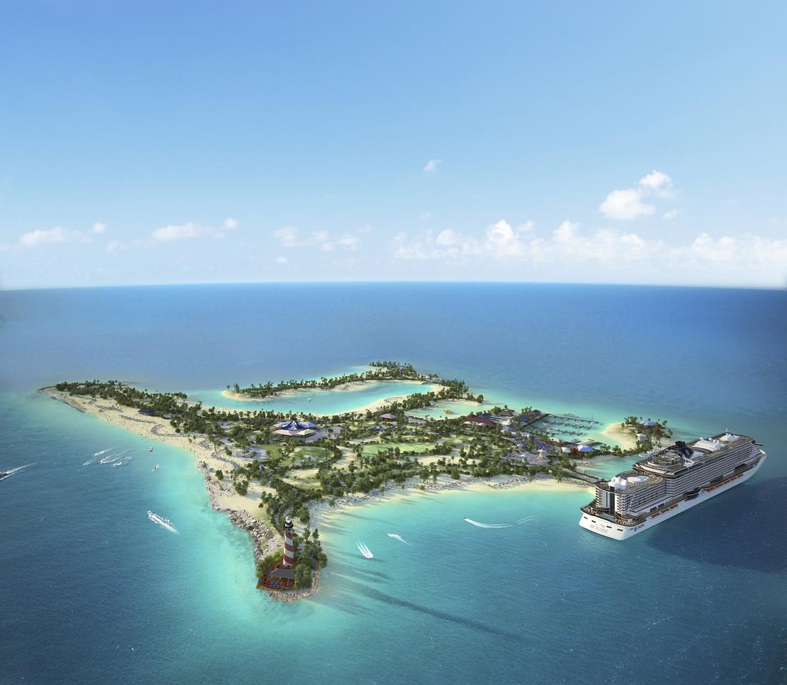 Grounbreaking Ocean Cay MSC  Marine Reserve_resize