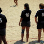 Figueira da Foz Beach Rugby 2013 - Equipa Feminina do Benfica / Women's team of Benfica