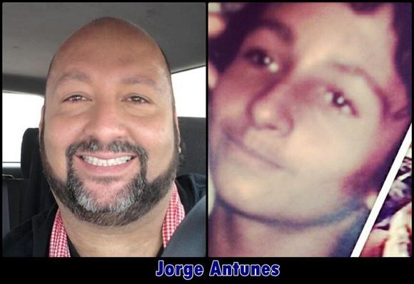 Jorge Antunes era magrinho