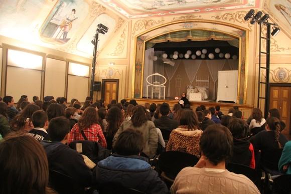 Comemoracoes Dia Mundial do Teatro 1