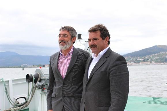 Conferência de imprensa @ ferryboat (1)