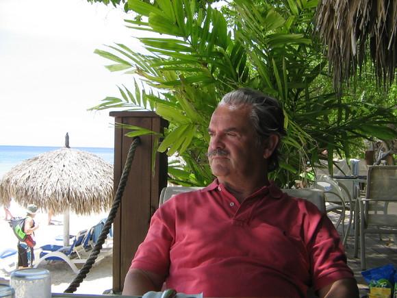 Henrique Salles da Fonseca em Curaçao