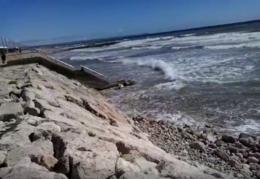 praia de Santo António, Costa de Caparica 1105201