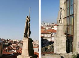 Estátua do «Porto»